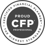 Proud CFP Professional | Certified Financial Planner | The Highest Standard