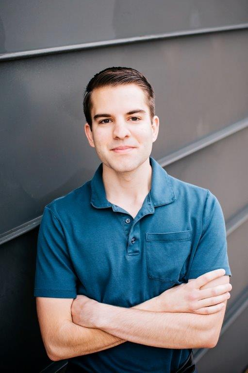 Dylan Amesur Headshot